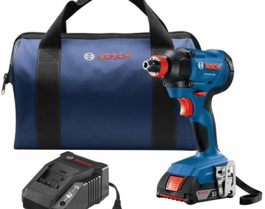 Bosch Freak 18V Cordless Impact Driver Wrench Black Friday 2018 Deal