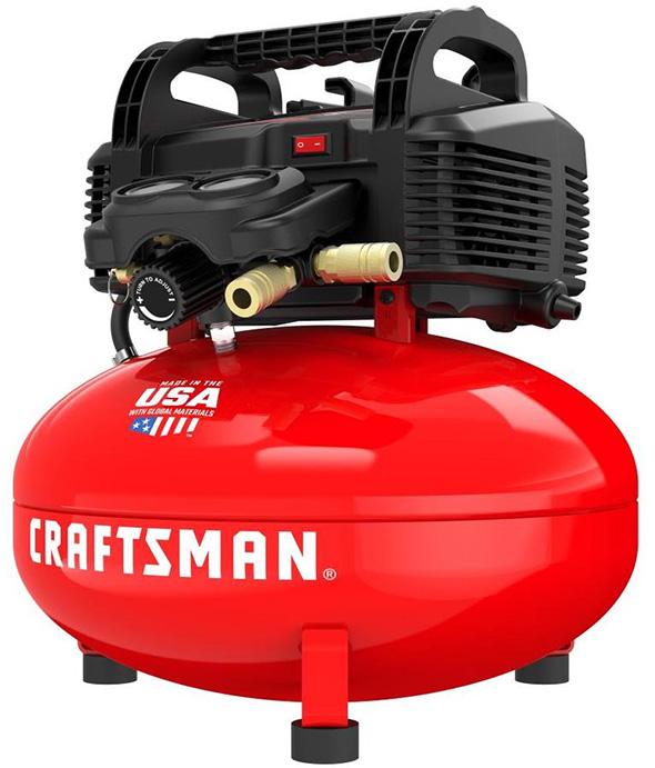 Craftsman CMEC6150 6 Gallon Air Compressor