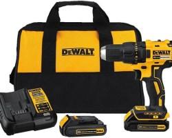 Dewalt DCD777C2 20V Max Brushless Drill Kit