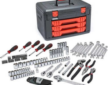 Gearwrench 80938 Mechanics Tool Set