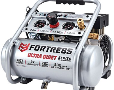 Harbor Freight Fortress Air Compressor
