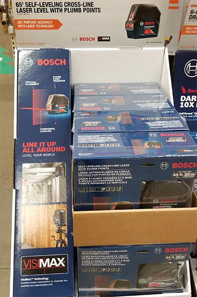 Home Depot Pro Black Friday 2018 Bosch Laser Level