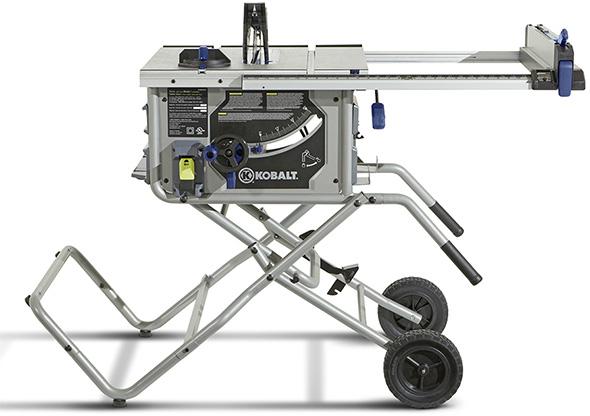 Kobalt KT1015 Portable Table Saw