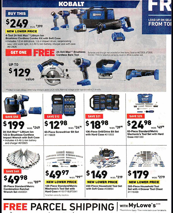 Lowes Black Friday 2018 Tool Deals Page 10