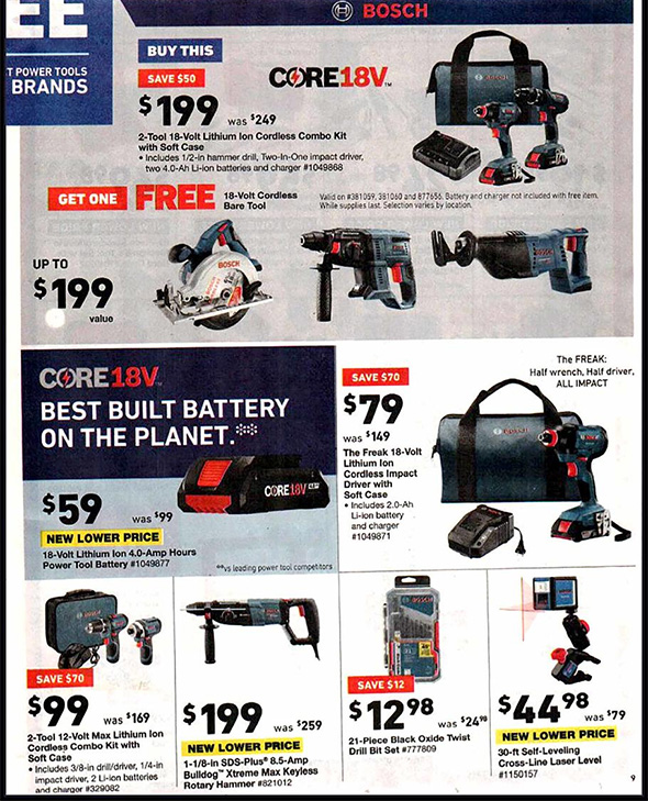 Lowes Black Friday 2018 Tool Deals Page 11