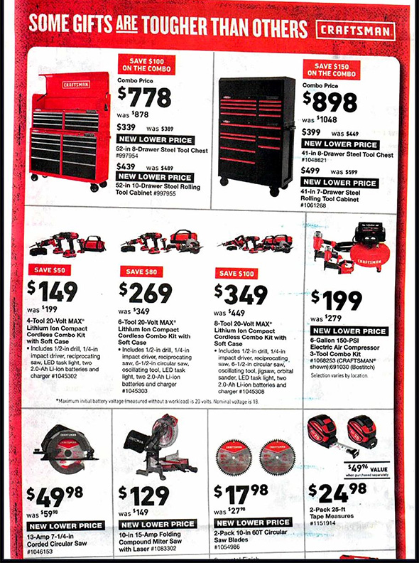 Lowes Black Friday 2018 Tool Deals Page 12