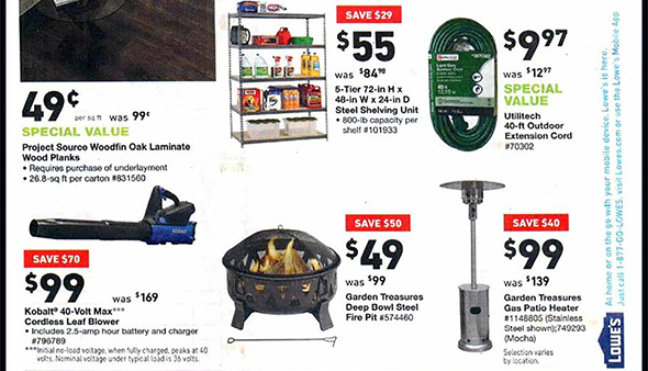 Lowes Black Friday 2018 Tool Deals Page 17