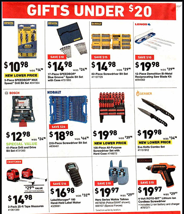 Lowes Black Friday 2018 Tool Deals Page 6