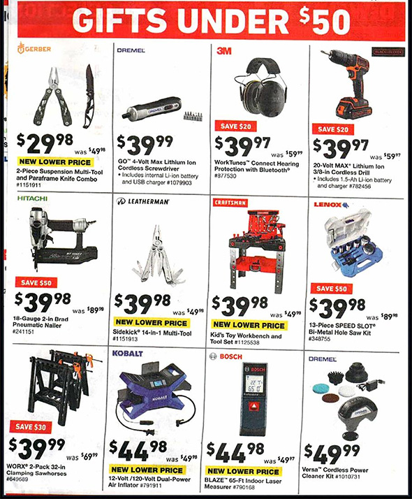 Lowes Black Friday 2018 Tool Deals Page 7