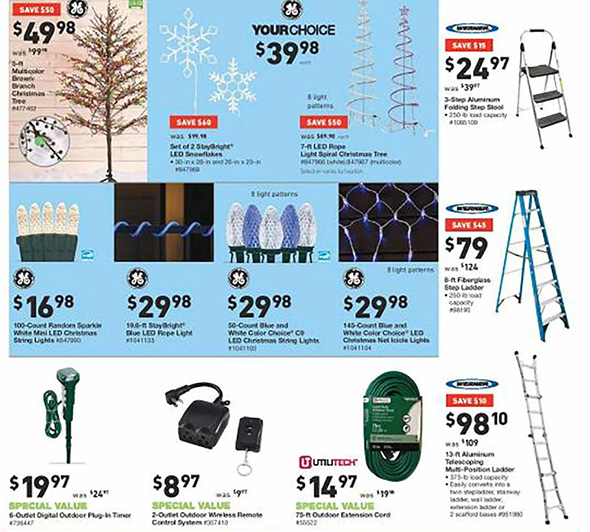 Lowes Pre Black Friday 2018 Tool Deals Page 3