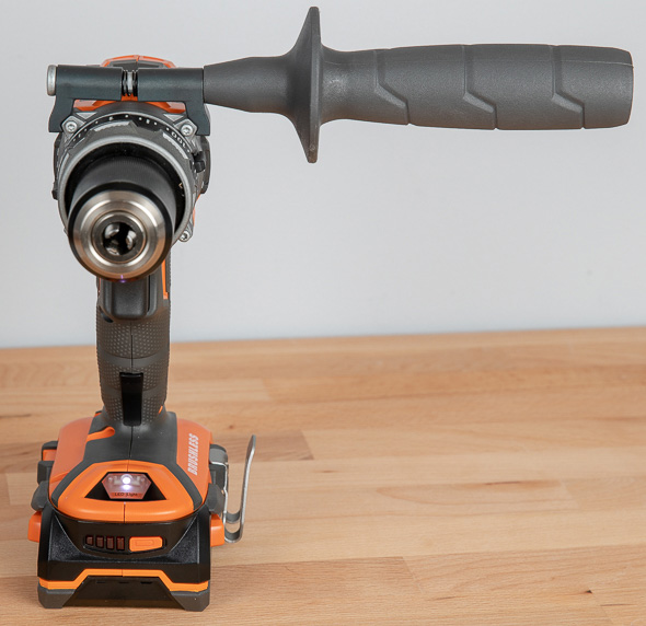 Ridgid R86116 Black Friday 2018 Cordless Drill with Auxiliary Side Handle