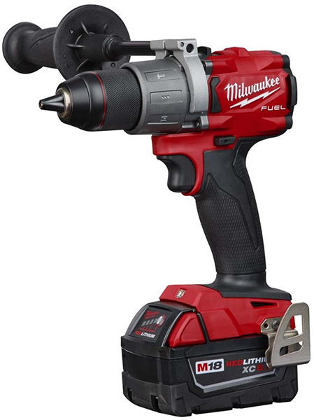 Milwaukee M18 Fuel 2804 Gen 3 Hammer Drill