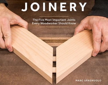 Essential Joinery by Marc Spagnuolo