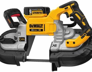 Dewalt DCS376 Dual Switch Cordless Brushless Band Saw