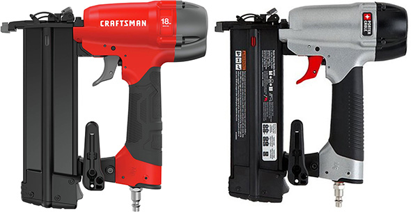 Craftsman and Porter Cable Brad Nailers