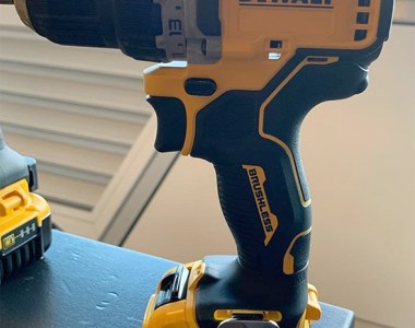 Dewalt 12V Brushless Cordless Drill Driver EU Release 2019