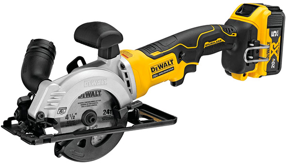 Dewalt Atomic Cordless Circular Saw