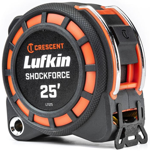 Lufkin Shockforce 25-foot Tape Measure