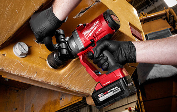 Milwaukee M18 Fuel 1-inch One-Key Impact Wrench Fastening Large Bolts