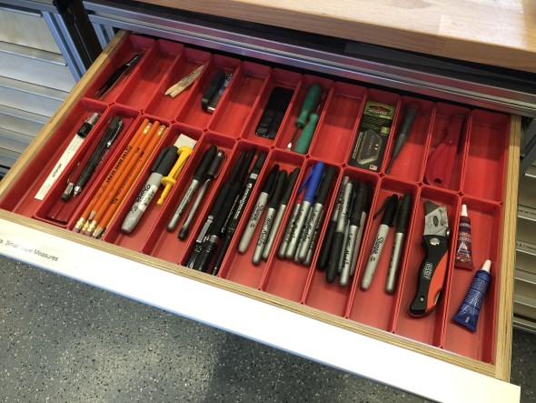 Organizing My Drawers - Schaller Drawer bins
