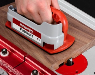 Woodpeckers Pushguard - No Guard