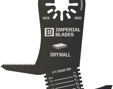 Imperial Tools One-Fit Drywall Oscillating Multi-Tool Blade