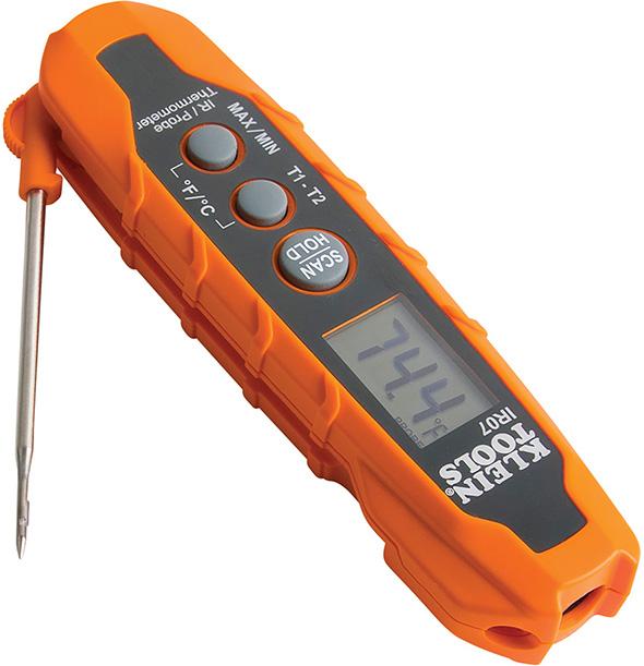 Klein IR07 Dual IR Probe Thermometer