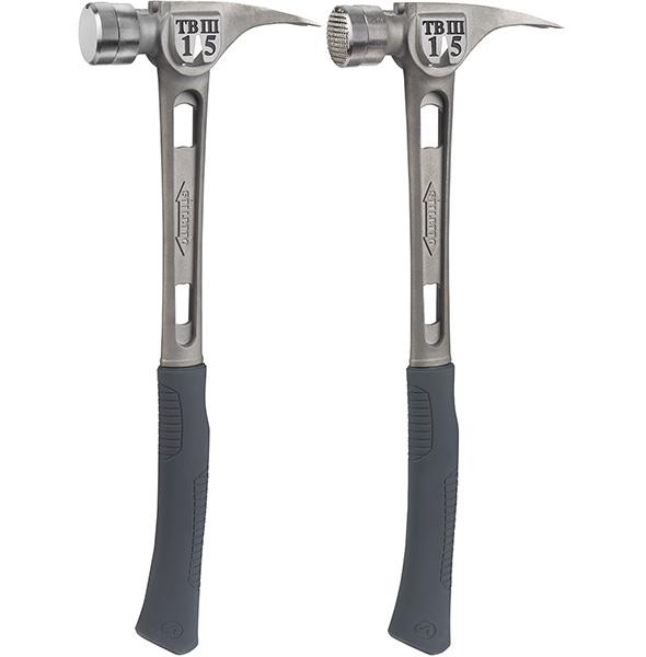 Stiletto TiBone 3 Titanium Hammers