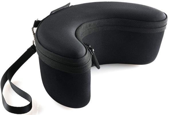Caseling hard case for Dewalt goggles in product shot