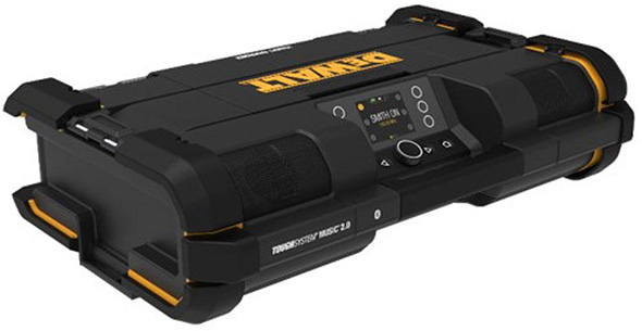 Dewalt ToughSystem Music Player V2 DWST08820
