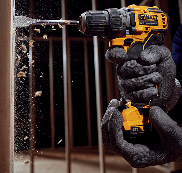 Dewalt Xtreme Subcompact Brushless Cordless Drill DCD701