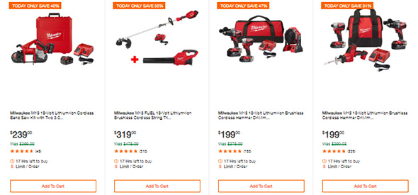 Milwaukee Tools Deals of the Day 6-10-19 Page 3