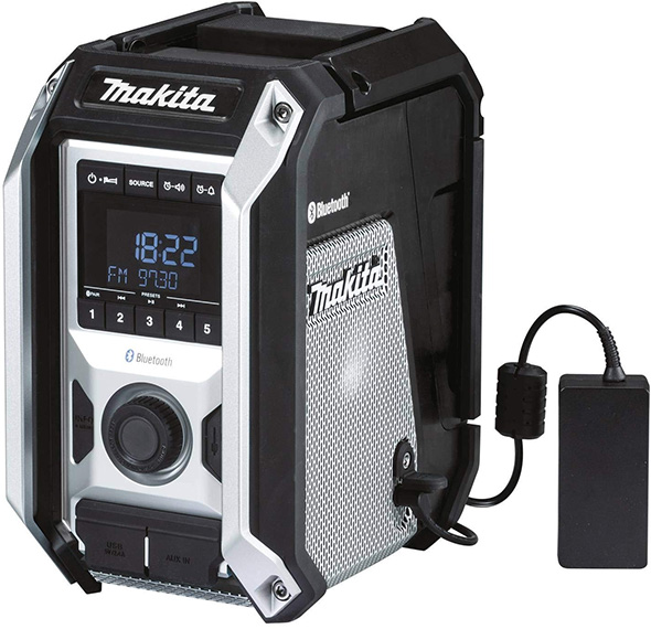 Makita XRM09B Cordless Jobsite Radio