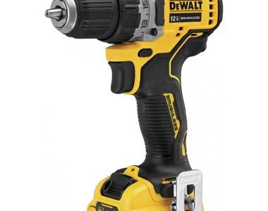 Dewalt Xtreme SubCompact 12V Max Brushless Drill Driver