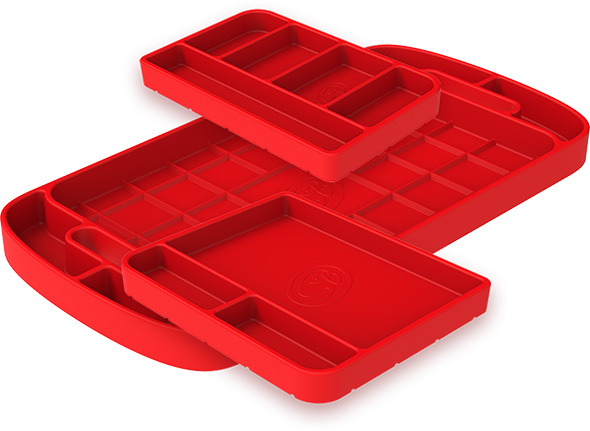 SB Filters Silicone Parts Trays