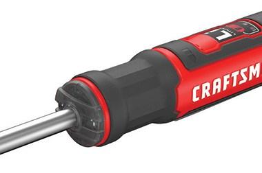 Craftsman Gyroscopic Cordless Screwdriver