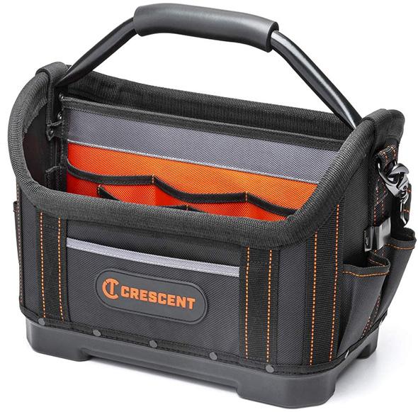 Crescent 14-inch Tradesman Open Top Tool Bag CTB1410