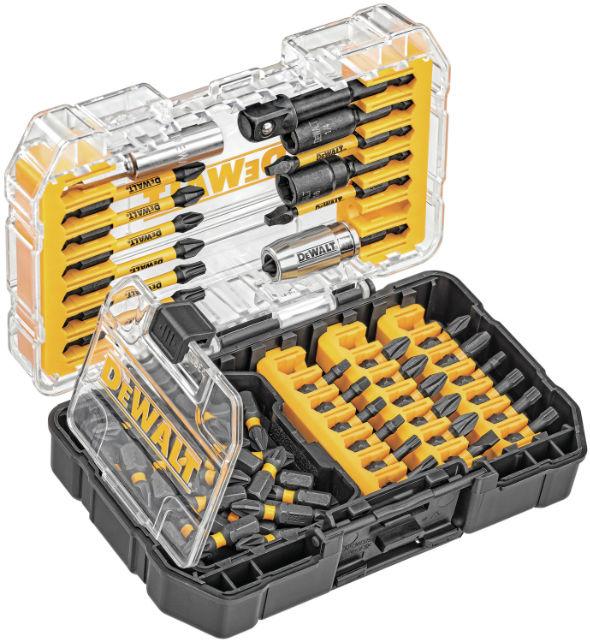 DWAN2190 Stackable Interlocking Bit and Parts Storage DeWalt Medium Tough Case