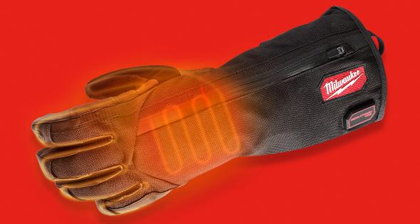 Milwaukee Heated Gloves Heating Element Location