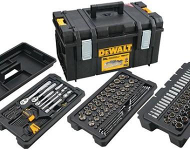Dewalt ToughSystem Mechanics Tool Set