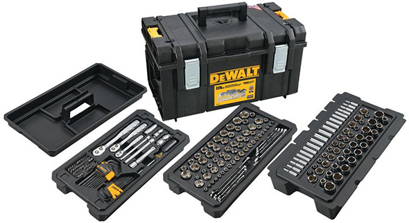 Dewalt ToughSystem Mechanics Tool Set