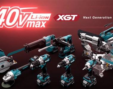 Makita XGT 40V Max Cordless Power Tool System