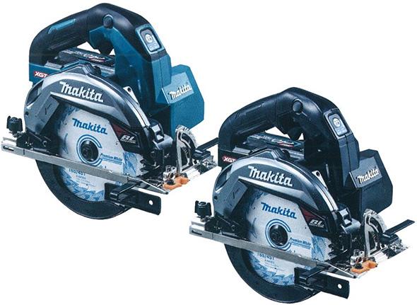 Makita XGT Compact Cordless Circular Saws