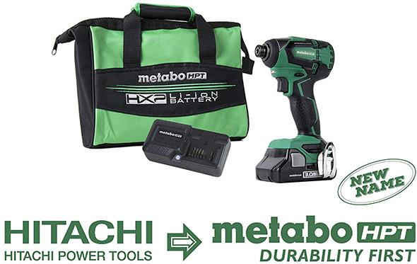 Metabo HPT 18V Brushless Impact Driver Special Buy H2019