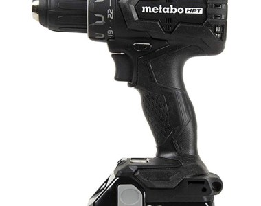 Metabo HPT DS18DBFL2QB Blacked-Out Brushless Drill Driver