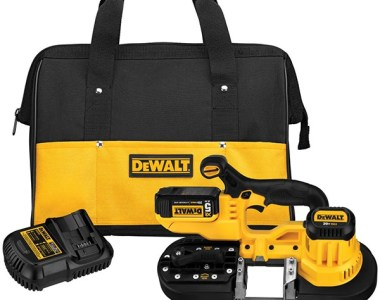 Dewalt DCS371P1 Cordless Band Saw Kit