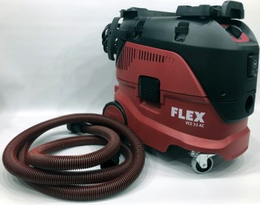 FLEX VCE 33 LAC 9 Gallon Hepa Vacuum