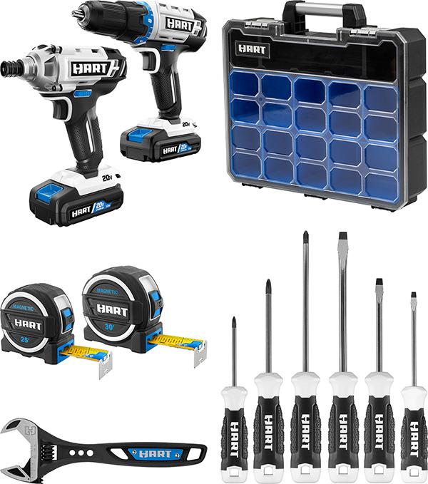 Hart Tools Launch