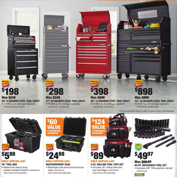Home Depot Black Friday 2019 Official Tool Deals Page 13