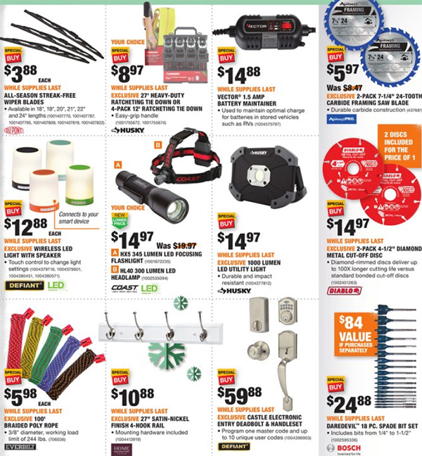 Home Depot Black Friday 2019 Official Tool Deals Page 15